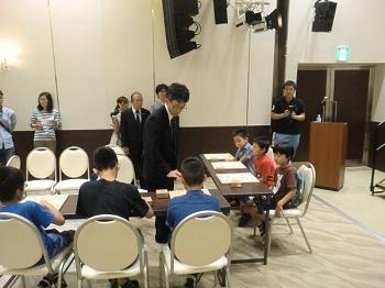 第8回荒川区こども将棋大会12-2