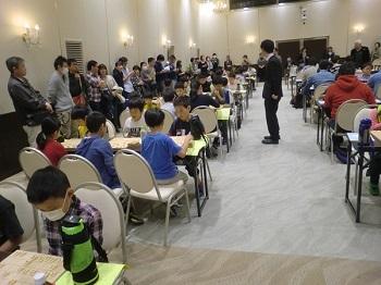 令和元年荒川区民将棋大会1-2