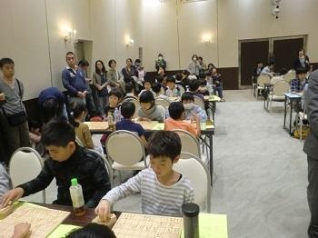 令和元年荒川区民将棋大会5-2
