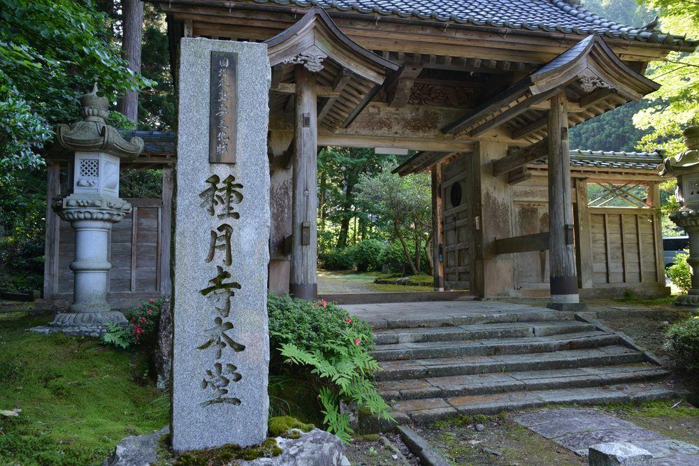初夏の種月寺-1