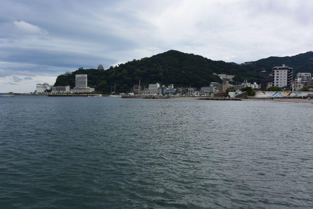 熱海の海岸-4
