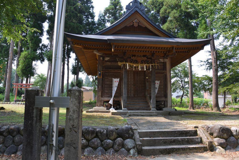 洞源寺と八海神社-4