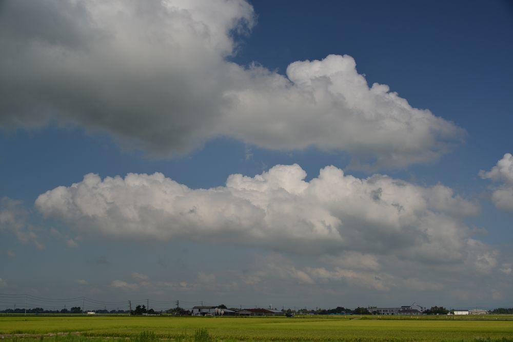 夏の雲-5