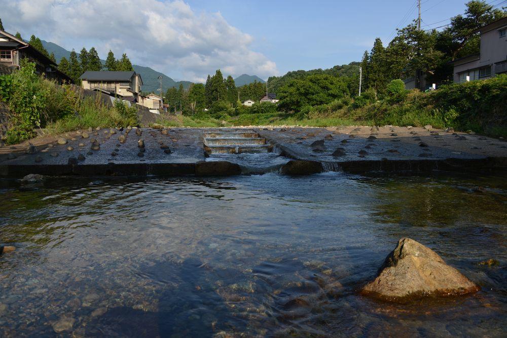 川遊び-6