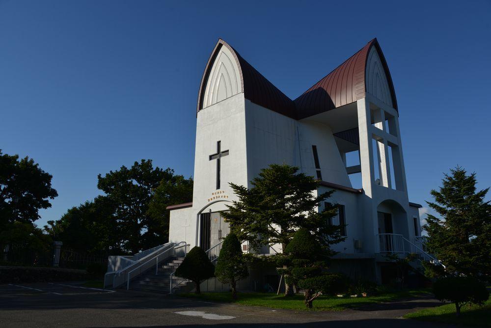 函館 教会Ⅱ-2