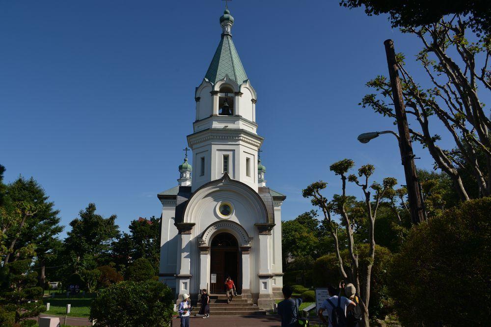函館 教会Ⅱ-3