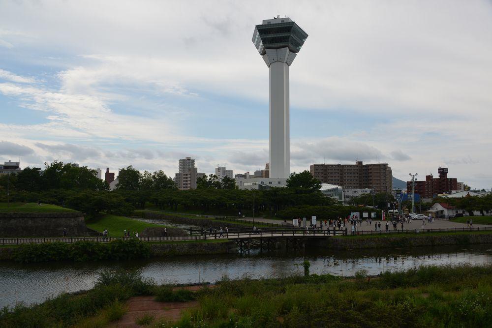 函館 五稜郭タワーー1