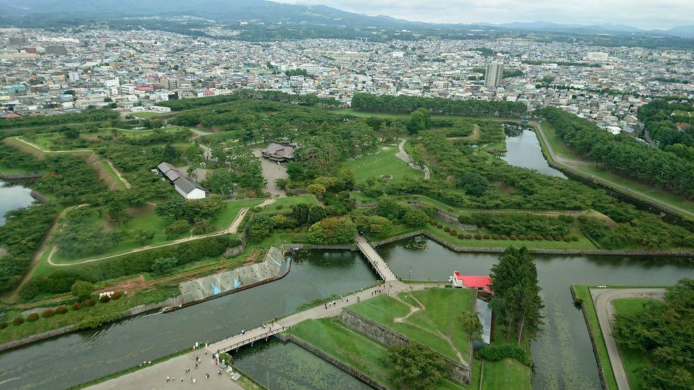 函館 五稜郭タワーー5