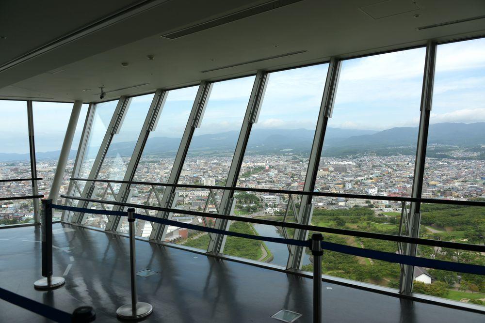 函館 五稜郭タワーー7