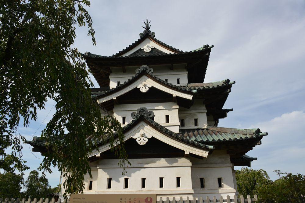 弘前城-4