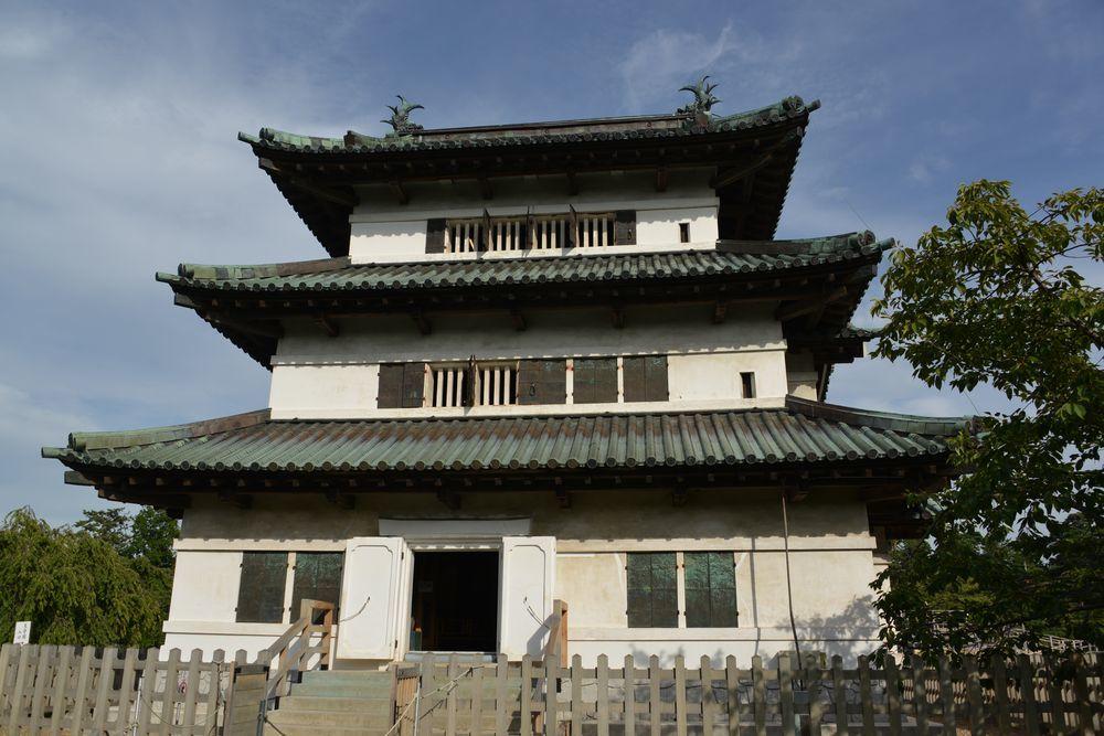 弘前城-5