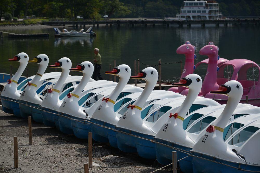 十和田湖 乙女の像-8