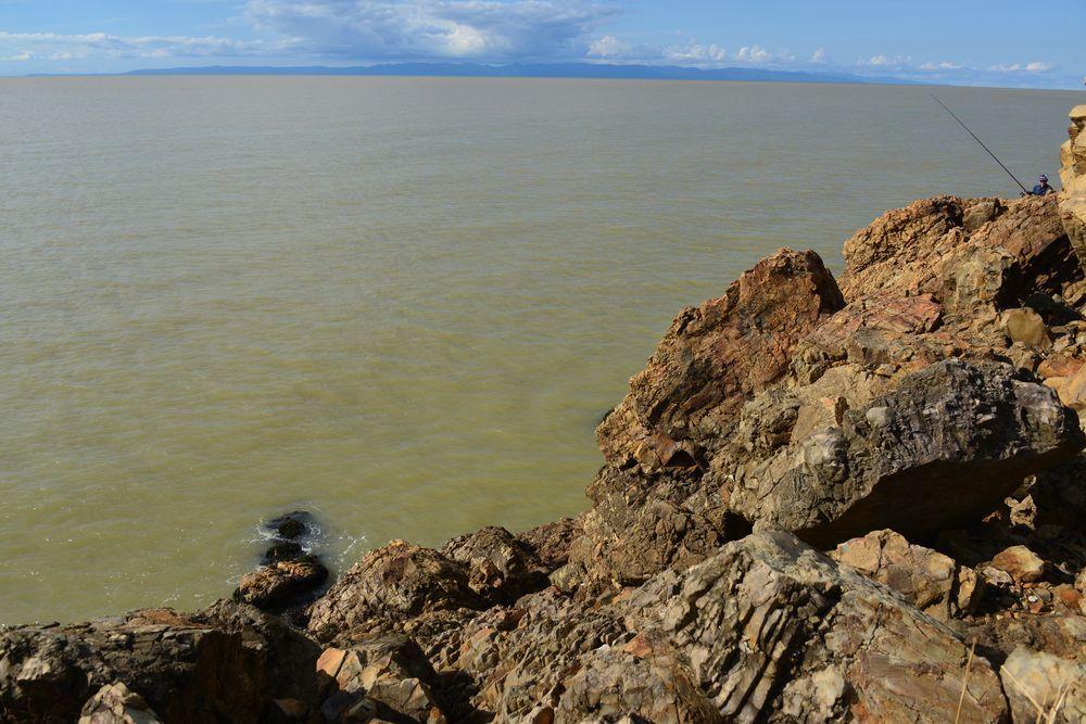 濁った海岸-6