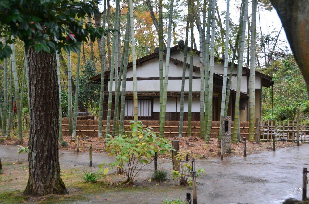 三渓園の建物-5