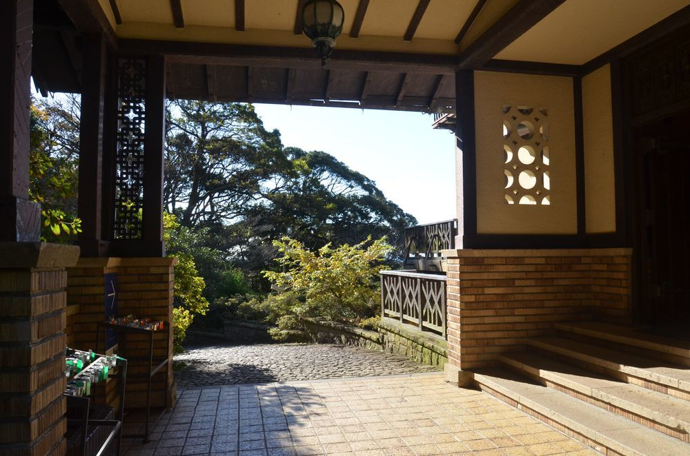 鎌倉文学館-7