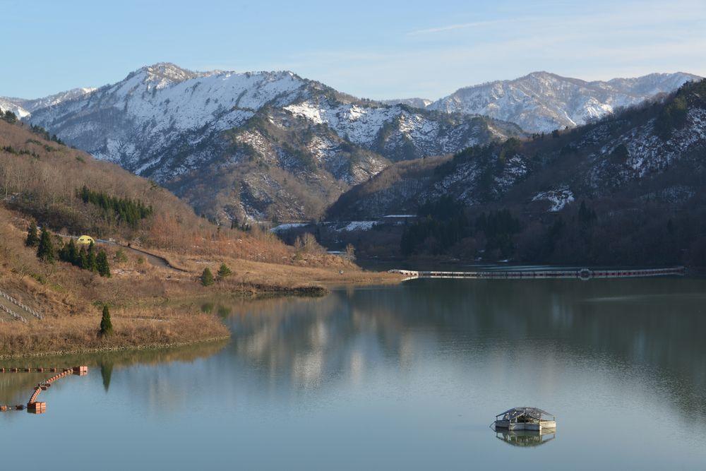 ひめさゆり湖-2