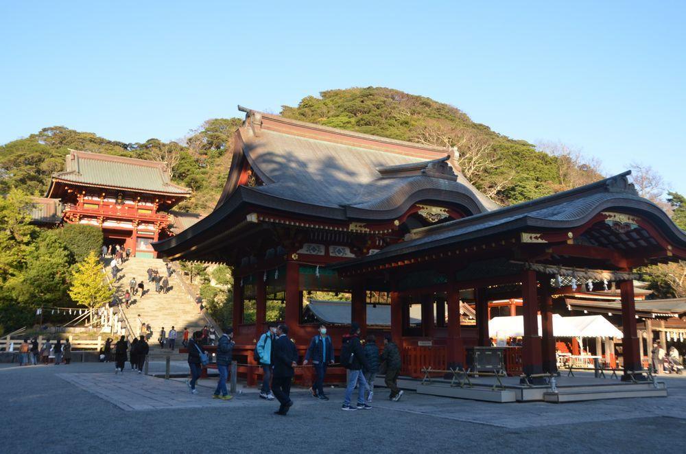 鶴岡八幡宮-1