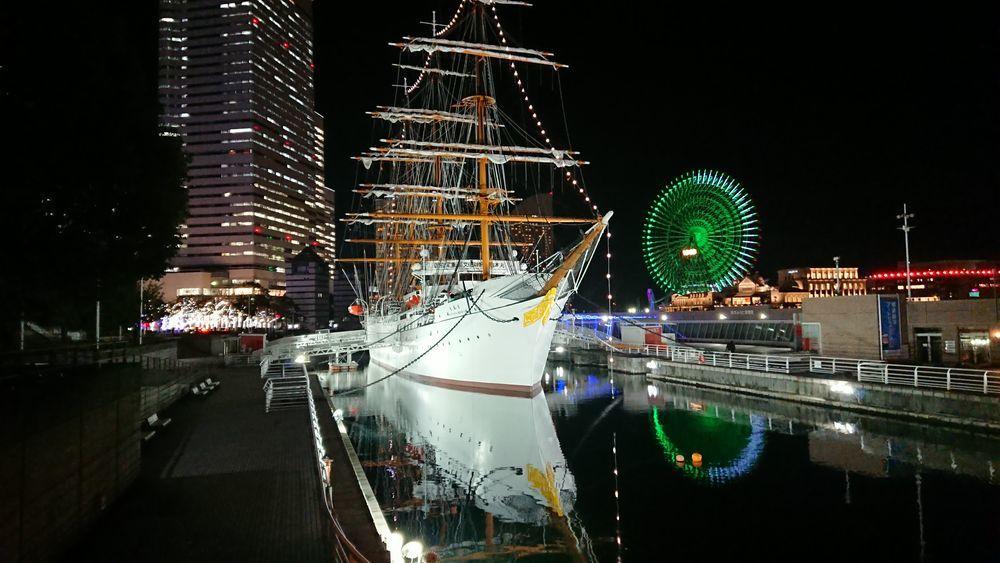 横浜夜景-3