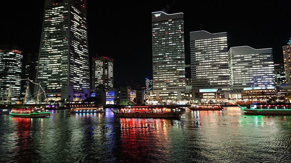 横浜夜景-5
