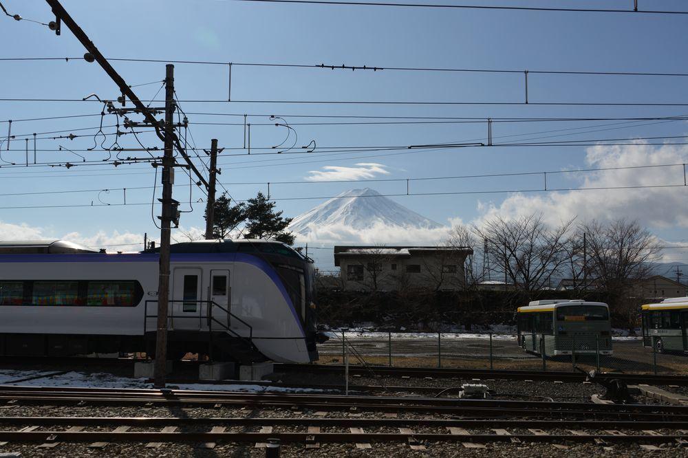 富士河口湖へ-2