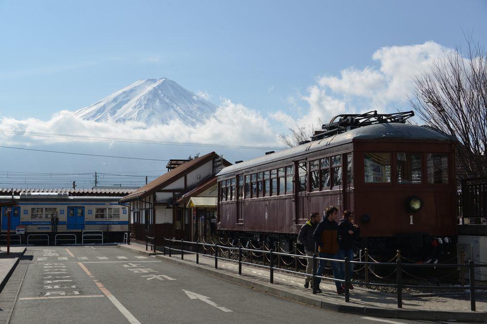 富士河口湖へ―4