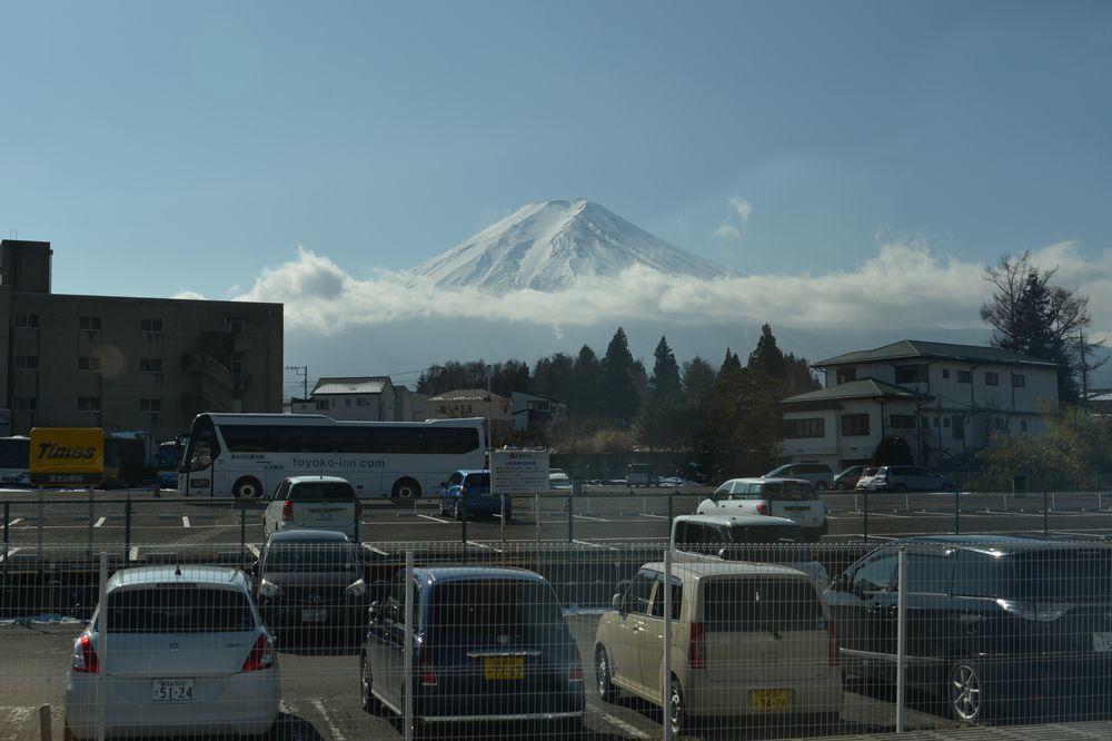 富士河口湖へ-5