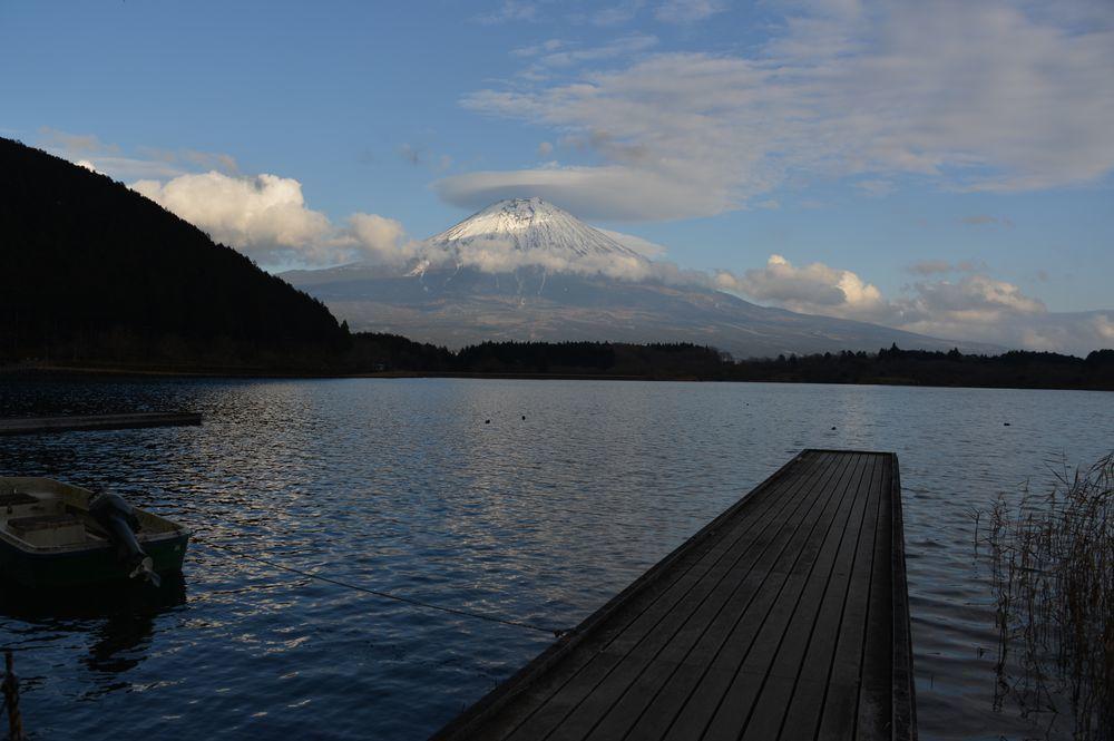 田貫湖から-1