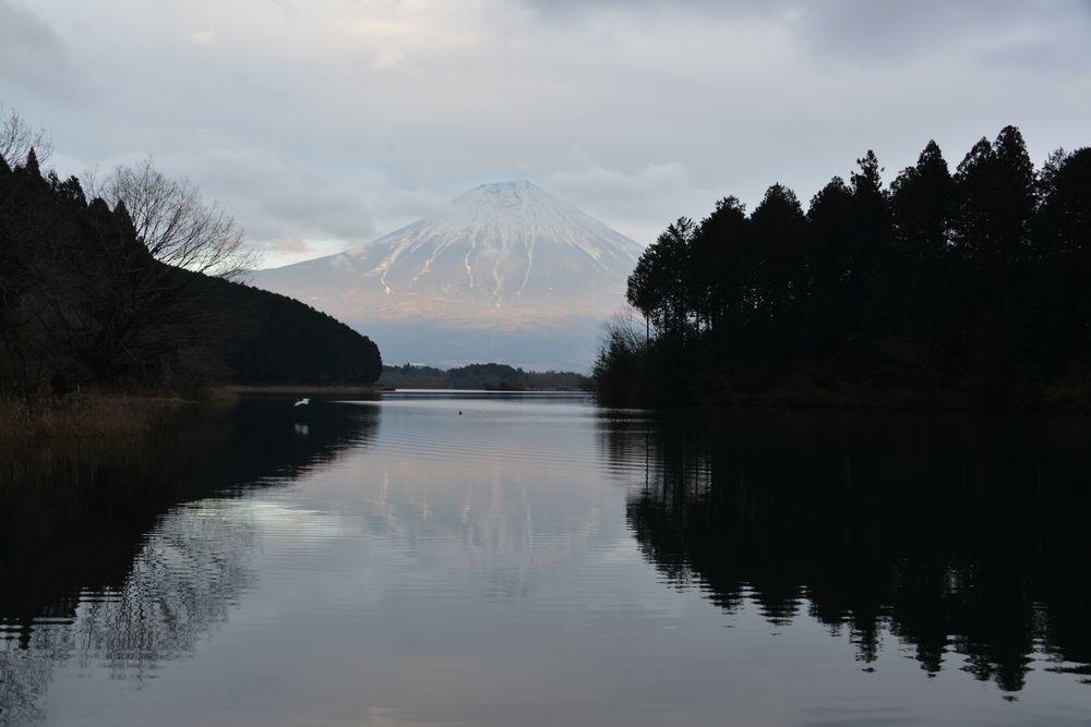 田貫湖から-6