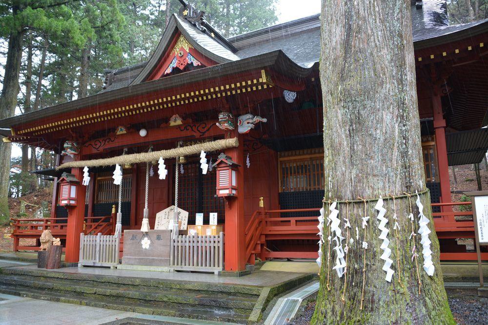 富士浅間神社 本殿-3