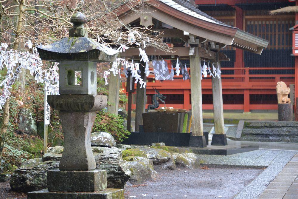 富士浅間神社 本殿-5