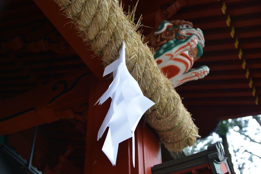 富士浅間神社 境内-2