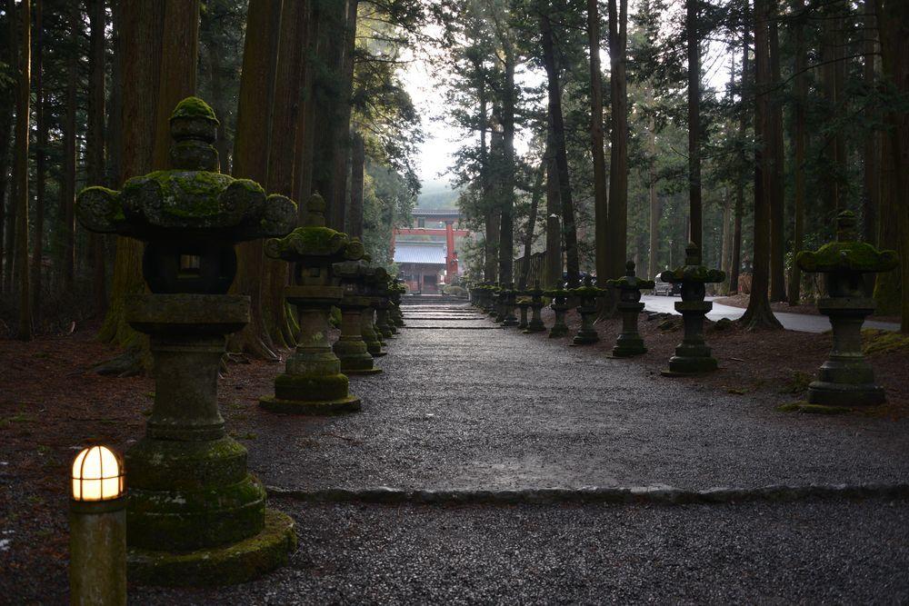 北口本宮富士浅間神社-3