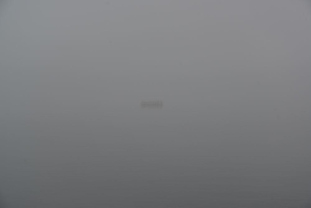 霧の山中湖-1