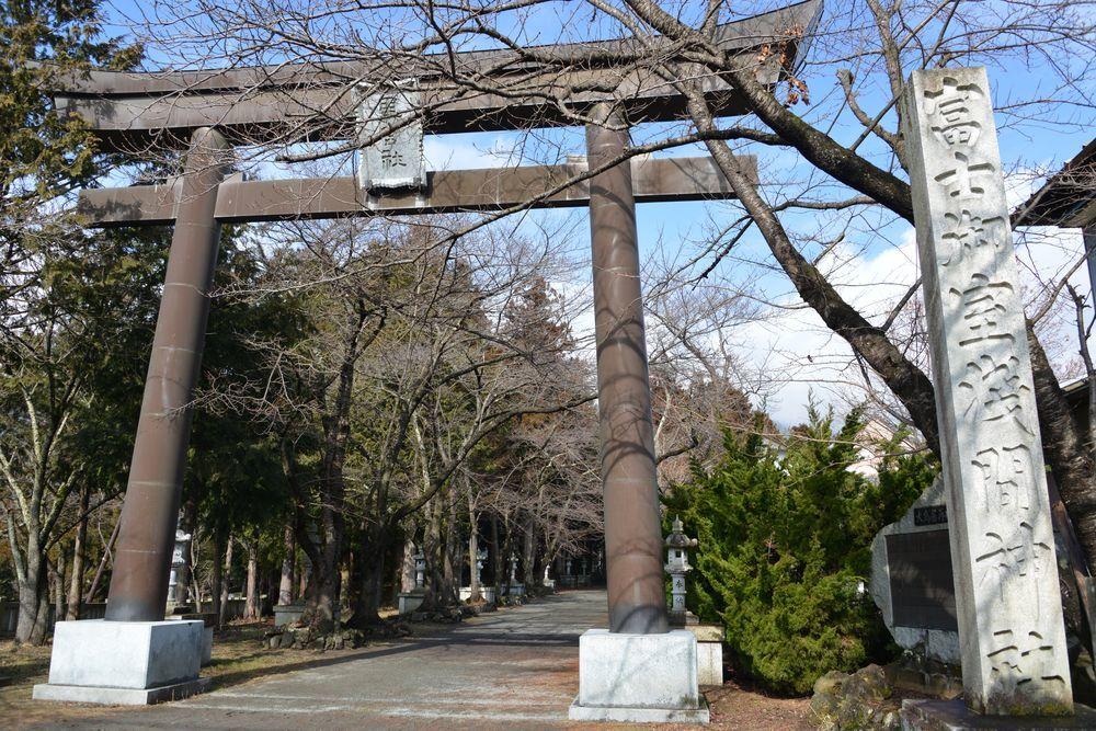 富士御室浅間神社-1