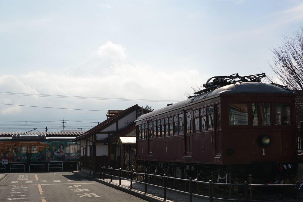 河口湖駅-1