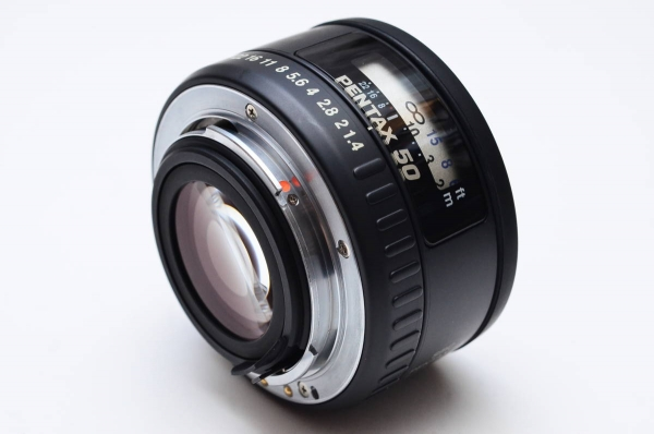 PENTAX 50mm f1.4