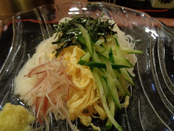 7/10 たいりき・素麺天ぷら定食