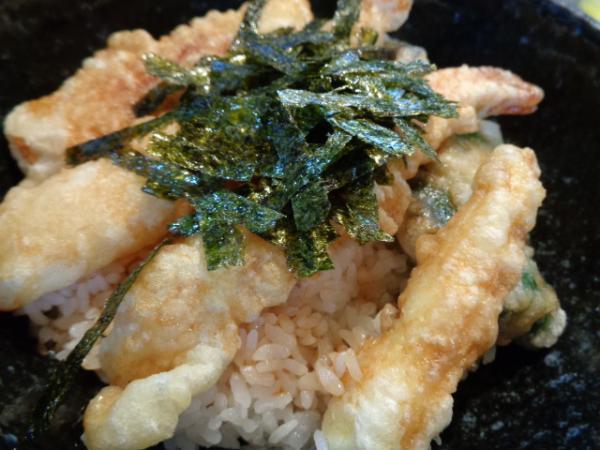 7/20 味一禅・天ぷら丼