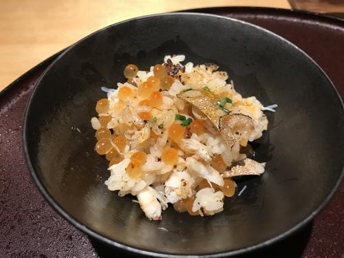 トリフご飯2