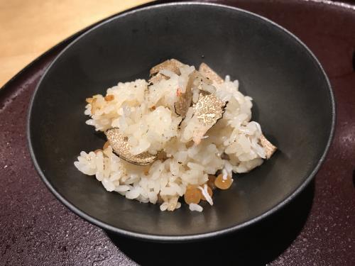 トリフご飯1