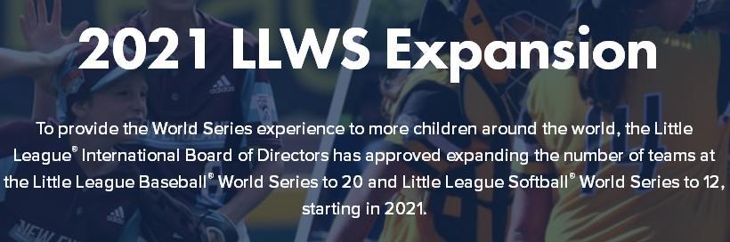 2021 llws