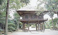 国済寺山門