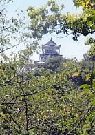 浜松城公園から濱松城