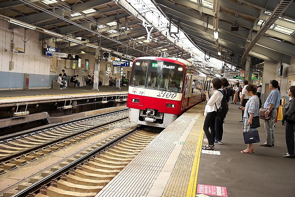 快特(横須賀中央駅~金沢八景駅)_1