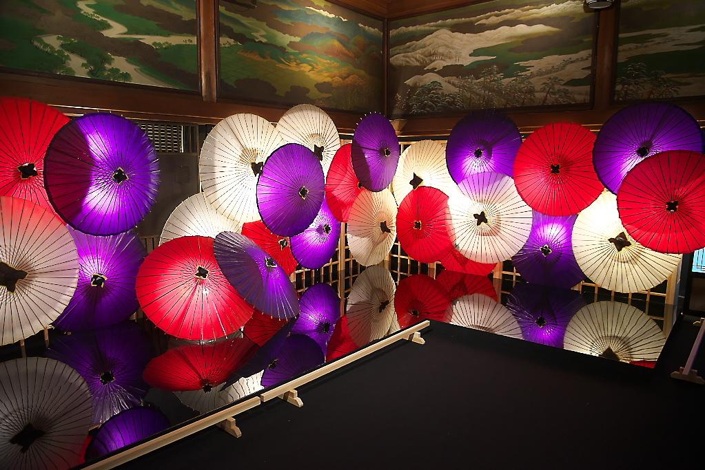 和傘が見事_4