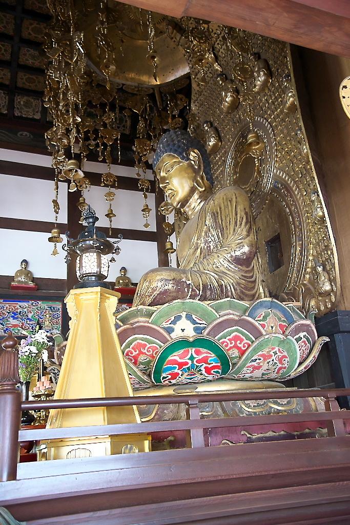 木造釈迦如来坐像…東京都指定文化財_1