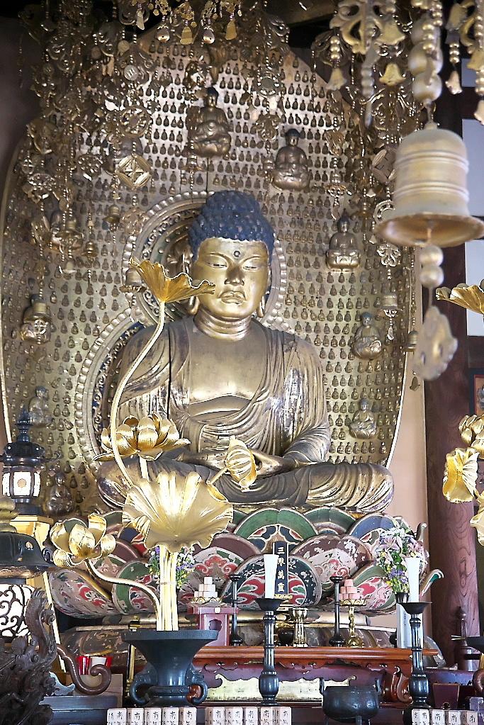 木造釈迦如来坐像…東京都指定文化財_2