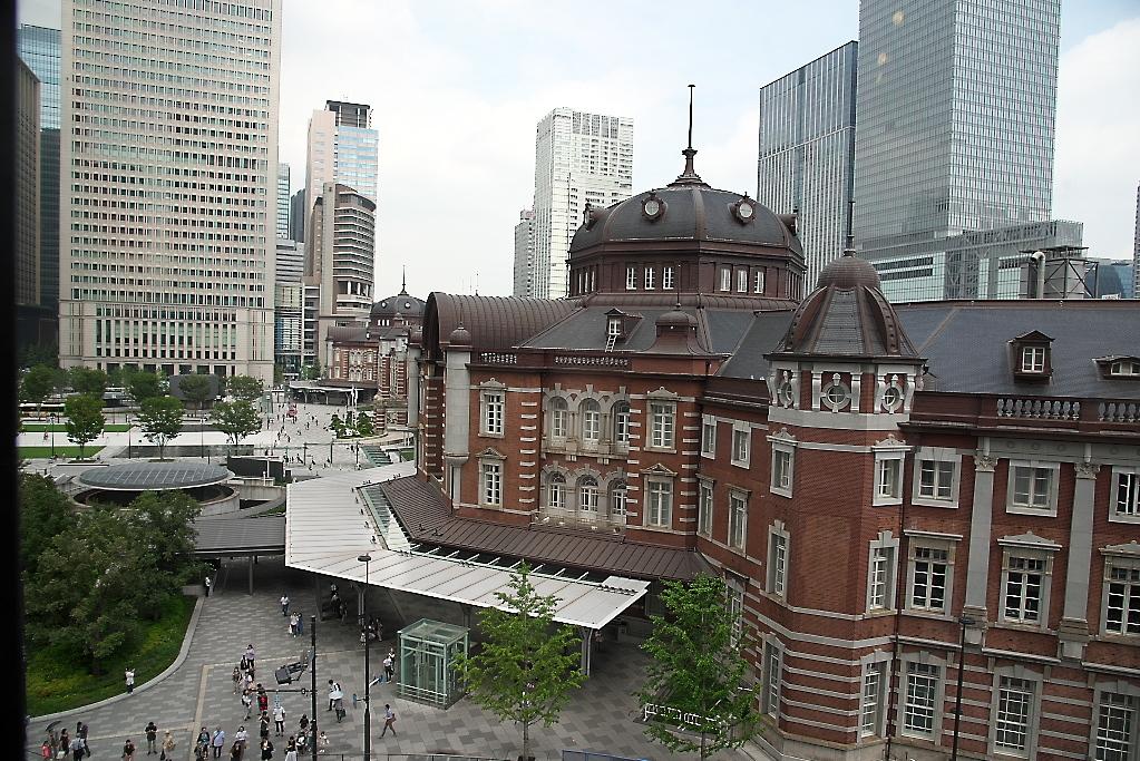東京駅駅舎_KITTEから_5
