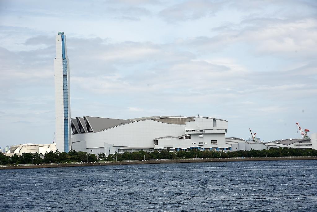 横浜市役所資源循環局適正処理計画部鶴見工場