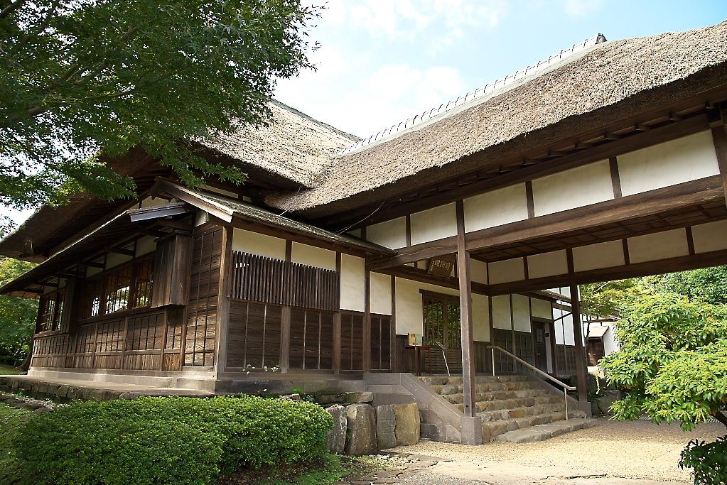 鶴翔閣(旧原家住宅) 横浜市指定有形文化財_3